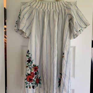Zara Dress, great condition, barley worn